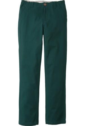 John Baner Jeanswear Erkek Çocuk Yeşil Chino Pantolon