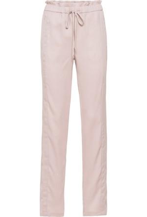 Bodyflirt Kadın Pembe Düz Kesim Pantolon
