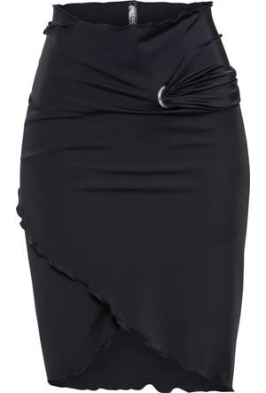 Bpc Bonprix Collection Kadın Siyah Pareo