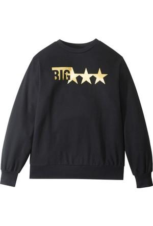 Bpc Bonprix Collection Erkek Çocuk Siyah Sweatshirt