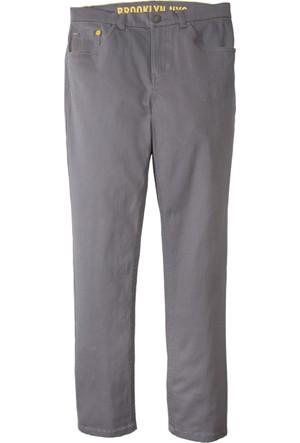 John Baner Jeanswear Erkek Çocuk Gri Twill Pantolon