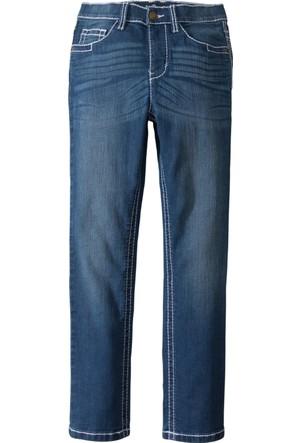John Baner Jeanswear Erkek Çocuk Mavi Jean Pantolon
