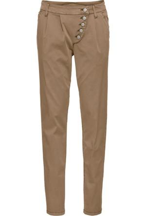 Rainbow Kadın Kahverengi Chino Pantolon