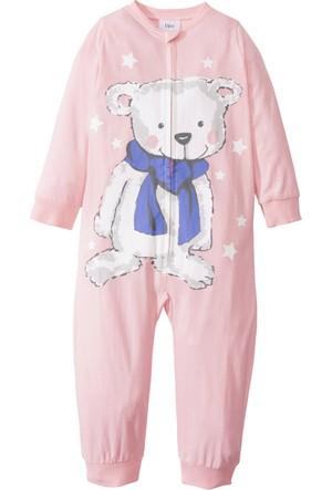 Bpc Bonprix Collection Kız Çocuk Pembe Uyku Tulumu