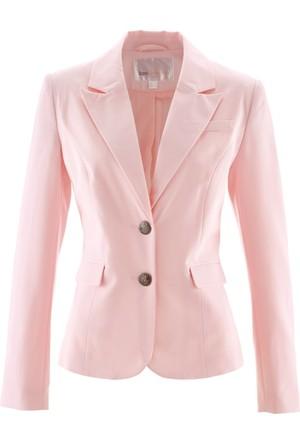 Bpc Selection Kadın Pembe Blazer Ceket