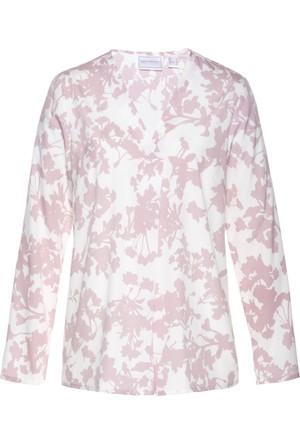 Bpc Selection Kadın Beyaz Tunik Bluz