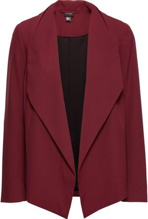 Bodyflirt Kadın Kırmızı Blazer Ceket