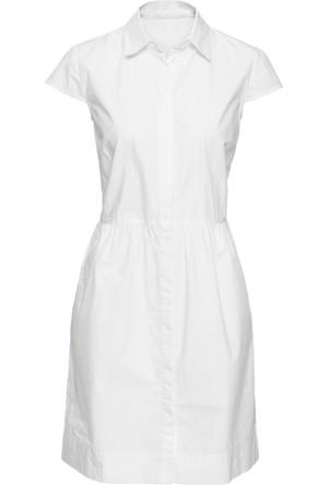 Rainbow Kadın Beyaz Gömlek Elbise