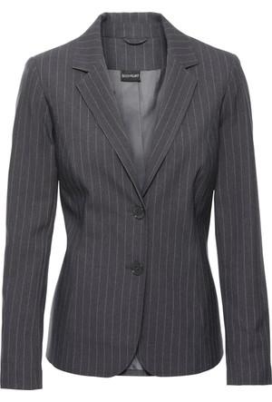 Bodyflirt Kadın Gri Blazer Ceket