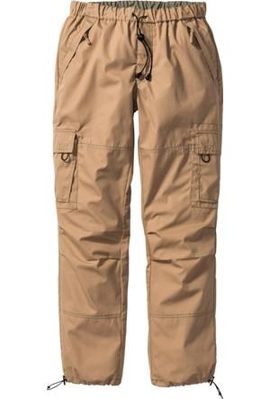 Bpc Bonprix Collection Erkek Kahverengi Fit Kesim Pantolon