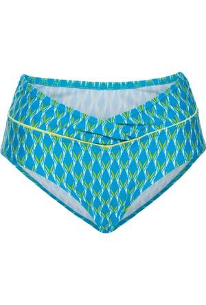 Bpc Bonprix Collection Kadın Mavi Bikini Altı