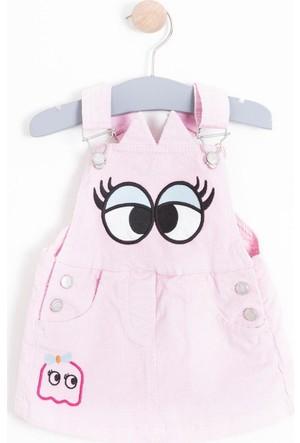 Soobe Kız Çocuk Jile Elbise