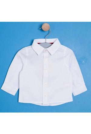 Soobe Erkek Bebek Uzun Kol Gömlek