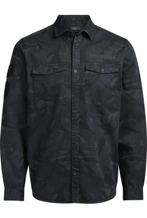 Jack & Jones Gömlek Jorbattle 12123767-Gry