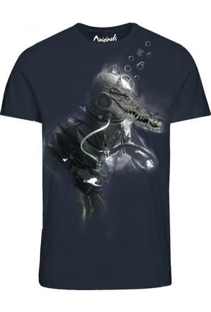 Jack & Jones T-Shirt Jorastro Ss Crew Neck 12131352-Tec