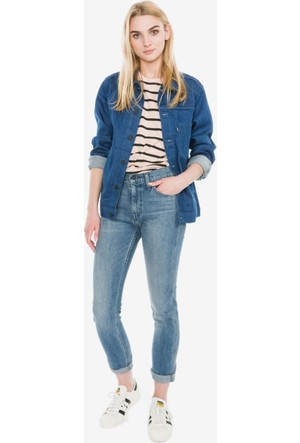 Levi's Kadın Jean Ceket L8 29934-0002