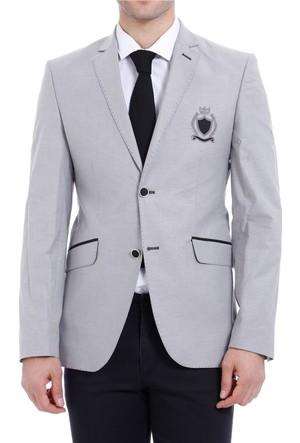 Wss Wessi Göğüs Nakışlı Modelli Ceket