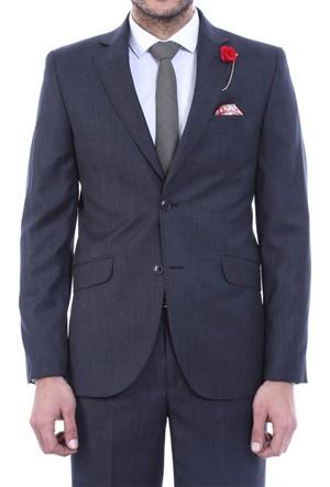 Wss Wessi İki Düğme Poliviskon Takım Elbise