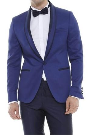 Wss Wessi Ceket Ve Yelek Ekose Pantolon Düz Slimfit Takım Elbise12