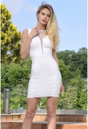 İroni Kadın Elbise 3979