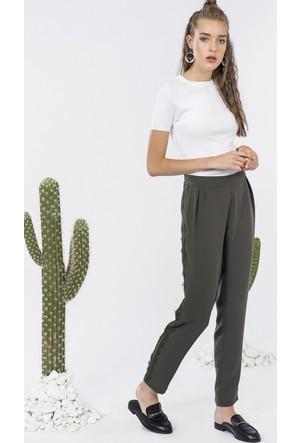 İroni Kadın Pantolon 4034