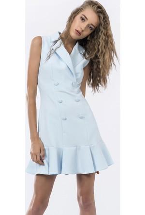 İroni Kadın Elbise 4053
