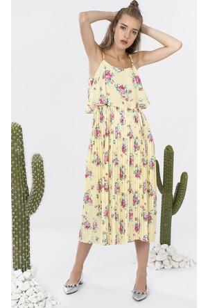 İroni Kadın Elbise 4068