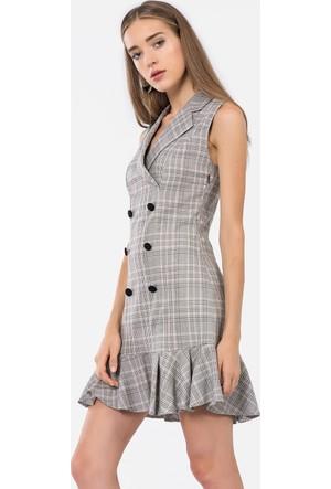 İroni Kadın Elbise 5015