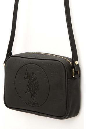 U.S. Polo Assn. Kadın K7Us17646 Çanta Siyah