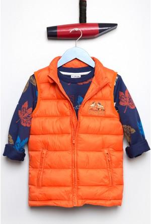 U.S. Polo Assn. Erkek Çocuk Franciskids Yelek Kırmızı