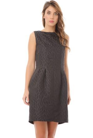 Serpil 15K0420959 Siyah Elbise