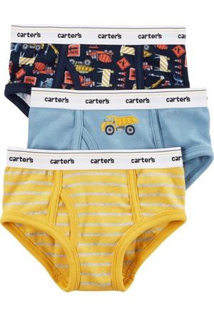 Carter's Erkek Çocuk 3'lü Külot D31G126