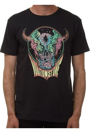 Volcom Doomslayer Bsc Black Tişört