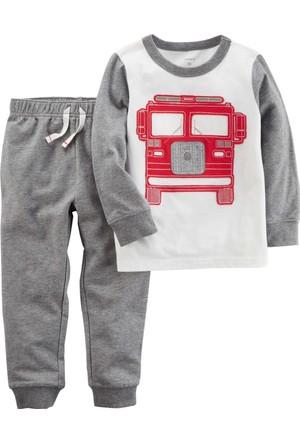 Carter's Küçük Erkek Çocuk 2li Set-PW 249G517