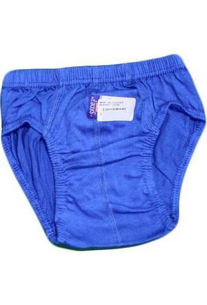 Sedef 1036 Çocuk Slip Saks Mavi