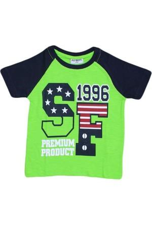 Polat 1253 Tshirt Yeşil