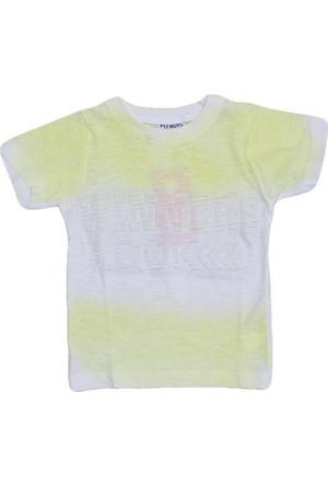 Polat 1256 Tshirt Sarı