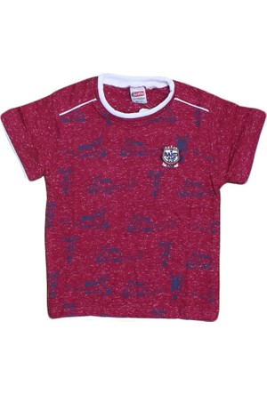 Kumru 2595 Tshirt Bordo