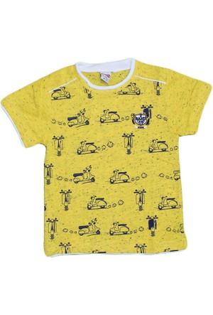 Kumru 2595 Tshirt Sarı