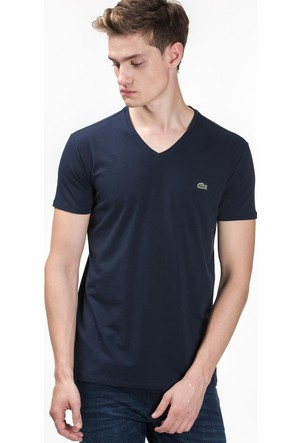 Lacoste V Yaka T-Shirt Th6710.166