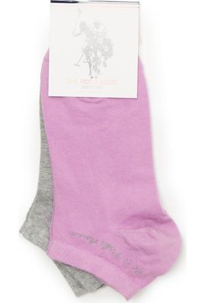 U.S. Polo Assn. Kadın Corask7 Çorap