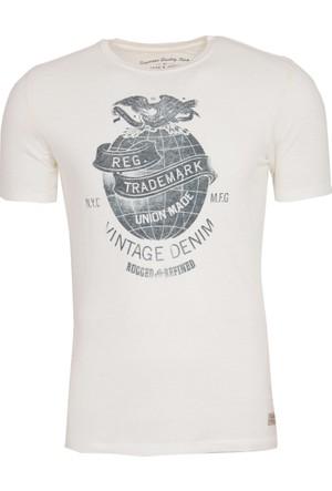 Jack & Jones Erkek T-Shirt 12121731