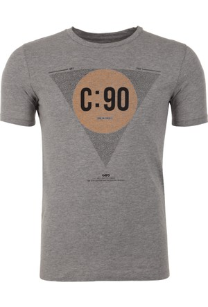 Jack & Jones Erkek T-Shirt 12127569