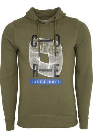 Jack & Jones Erkek Sweatshirt 12127587