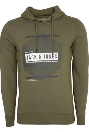 Jack & Jones Erkek Sweatshirt 12127588