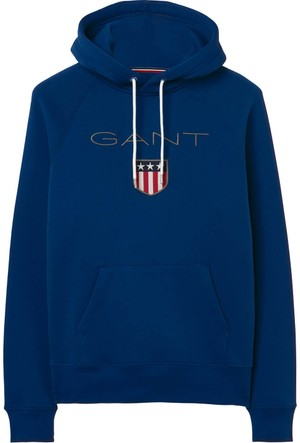 Gant Lacivert Erkek Sweatshirt 276310.436