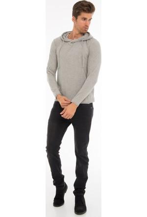 Collezione Erkek Sweatshirt Uzun Kol Cleann