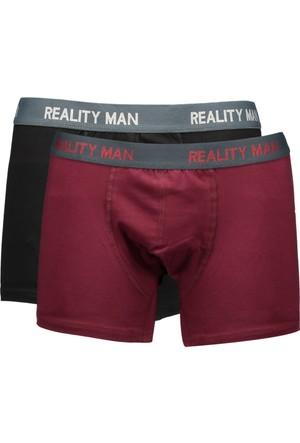 Collezione Erkek Boxer Felda 2Li Paket