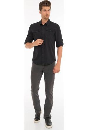Collezione Erkek Gömlek Uzun Kol Lodas