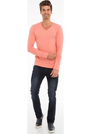 Collezione Erkek Sweatshirt Uzun Kol Semih